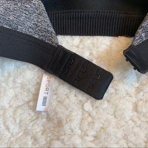Victoria's Secret Intimates & Sleepwear - VS // Grey sports bra